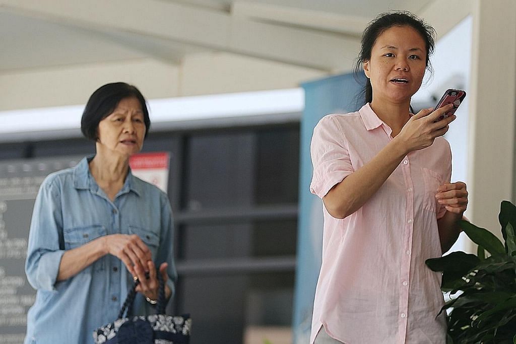 Ibu, anak dipenjara 10 hari kerana mencuri di pusat beli-belah