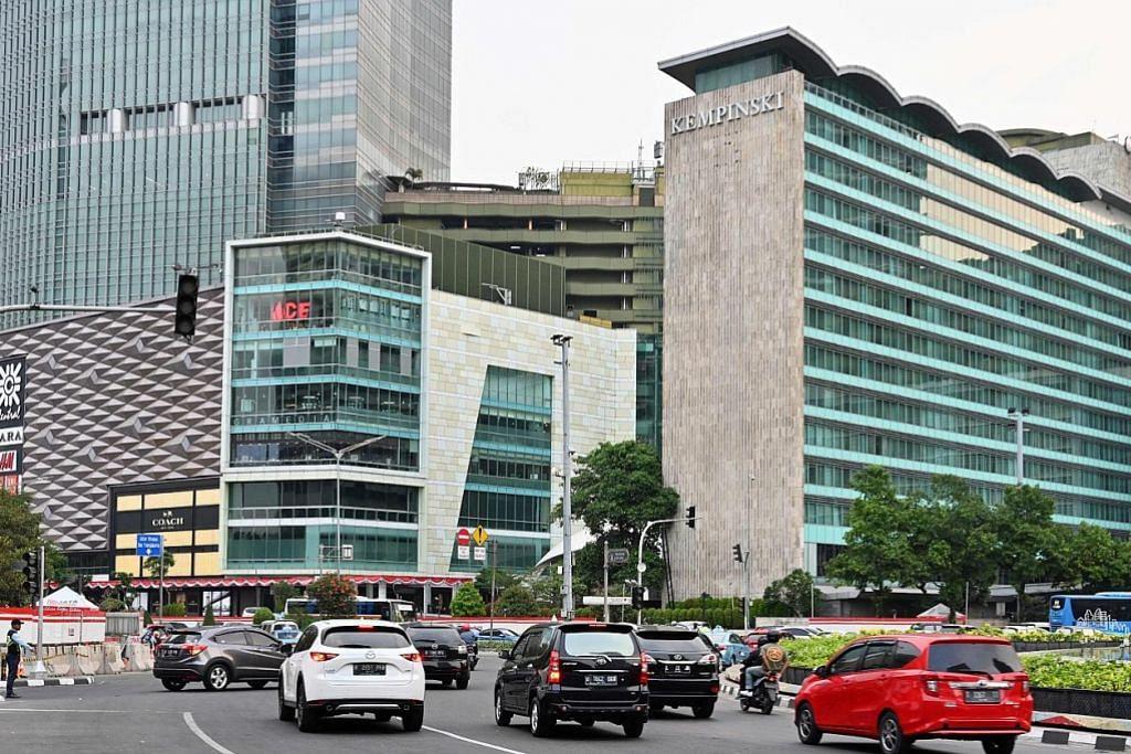 Satu pertiga Jakarta dijangka tenggelam menjelang 2050