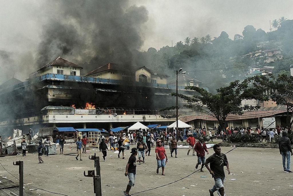 Papua dicemari ketegangan terbaru