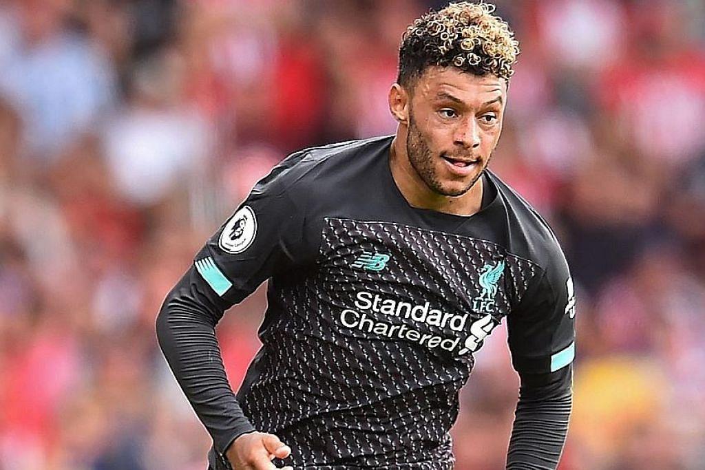 Oxlade-Chamberlain setuju kontrak baharu Liverpool
