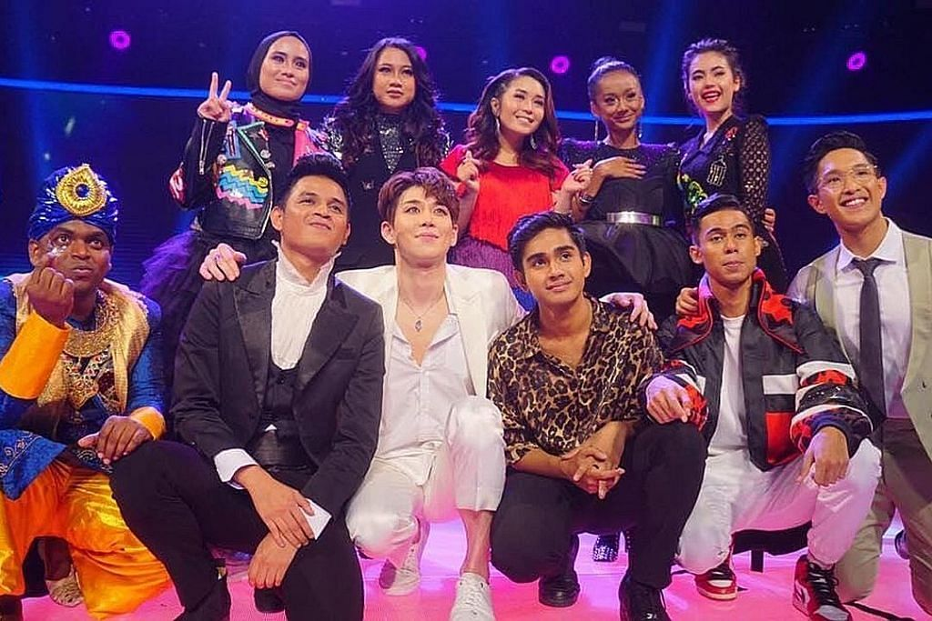 Sebutan jelas peserta bintang Korea sampaikan lagu Melayu gempakkan 'Big Stage 2'