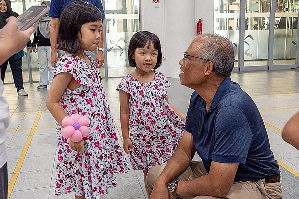 M³@Tampines lengkapkan ibu bapa cara mudah terap bahasa Melayu