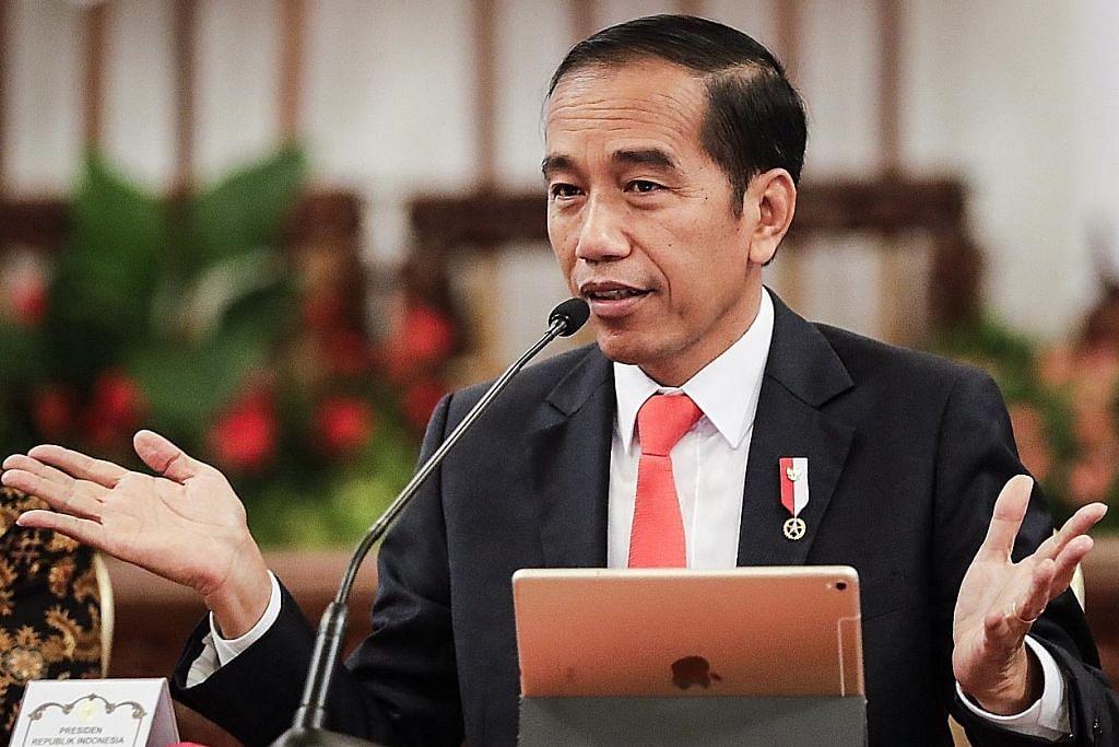 Jokowi umum daerah di Kalimantan Timur lokasi ibu kota baru Indonesia