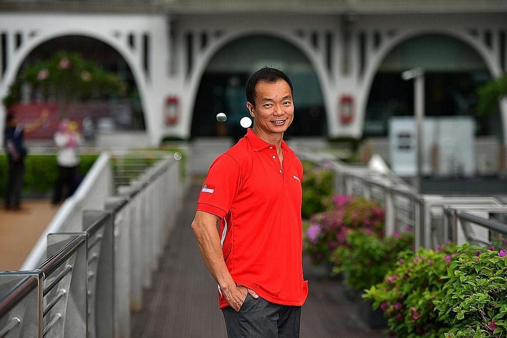 MENJELANG SUKAN OLIMPIK JEPUN 2020 Ben Tan dipilih ketuai kontinjen negara