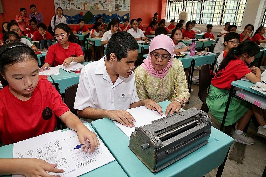Presiden Halimah: Sepadukan pendidikan pelajar keperluan khas dapat wujudkan masyarakat inklusif