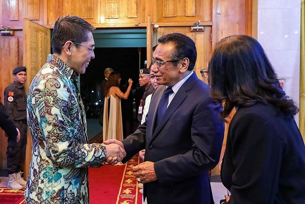 Maliki: S'pura sokong pembangunan Timor Leste