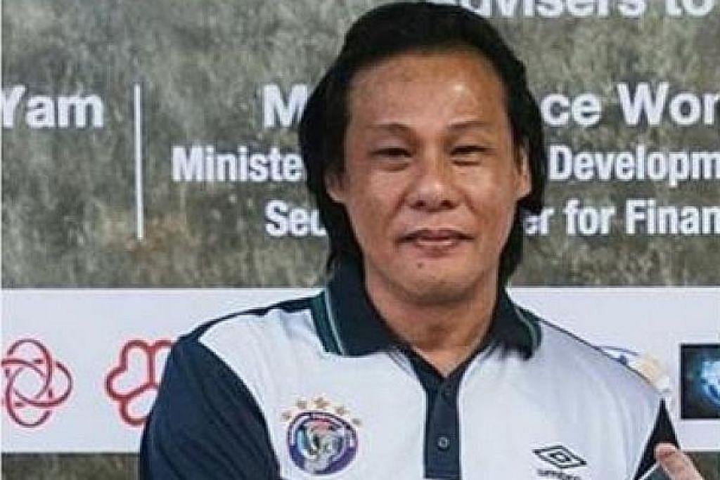 FAS arah Warriors lucutkan jawatan pengurus besar