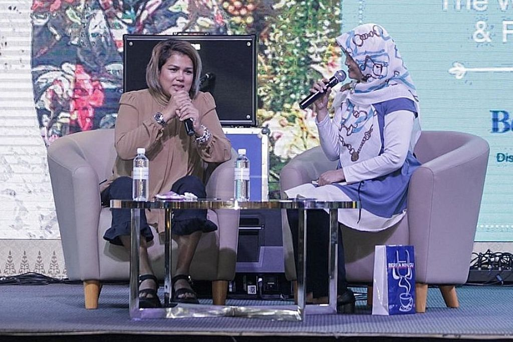 Sesi Bincang Niaga BH bersama Fatimah Mohsin