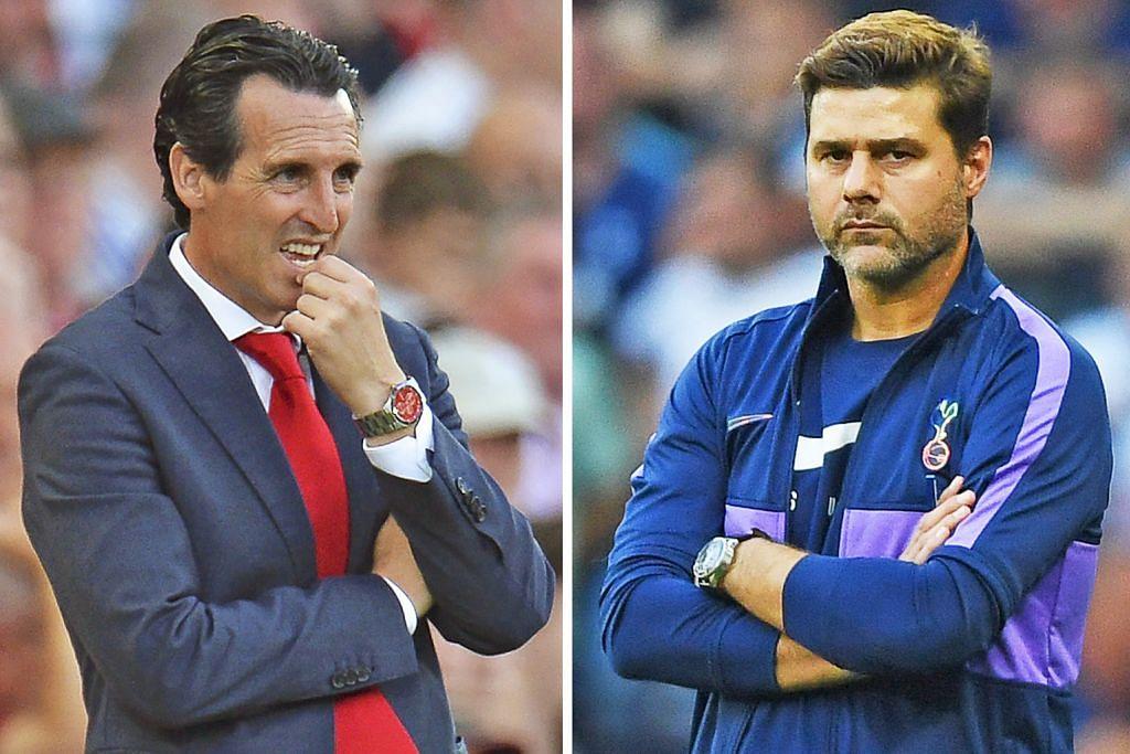 PREVIU LIGA PERDANA ENGLAND: ARSENAL LWN SPURS Dua-dua tak mahu KECEWA LAGI Padang sendiri beri Arsenal kelebihan