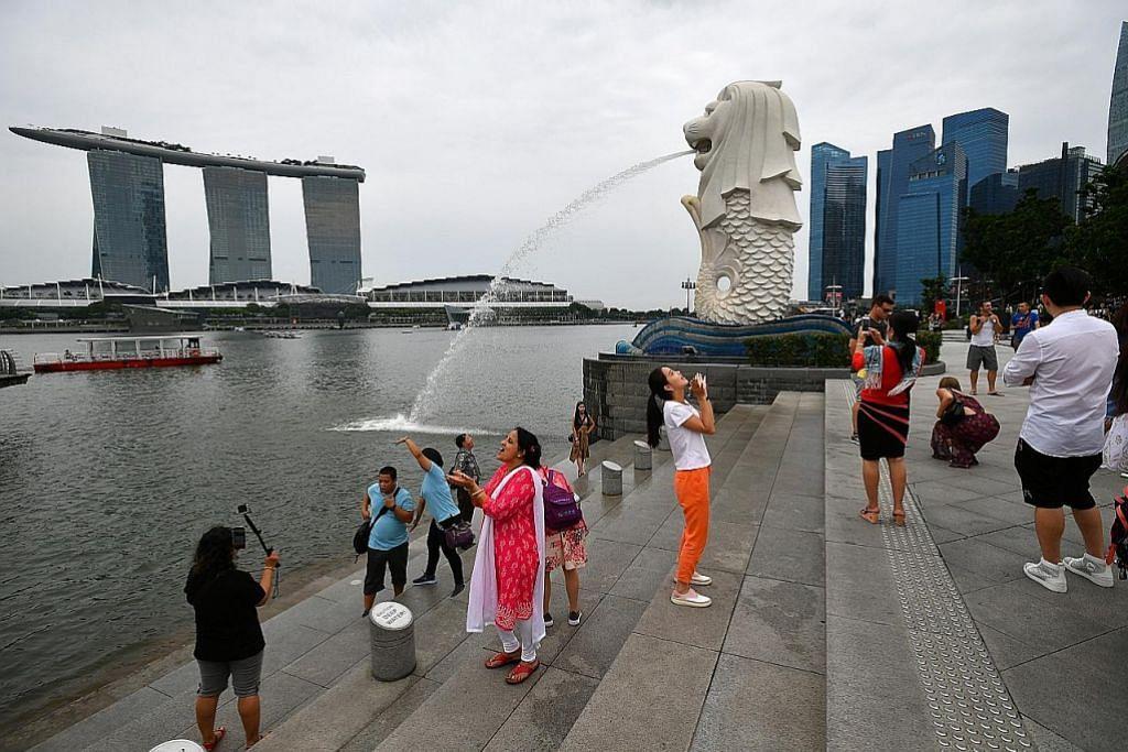 Tinjauan: SG kekal sebagai bandar ke-2 paling selamat di dunia