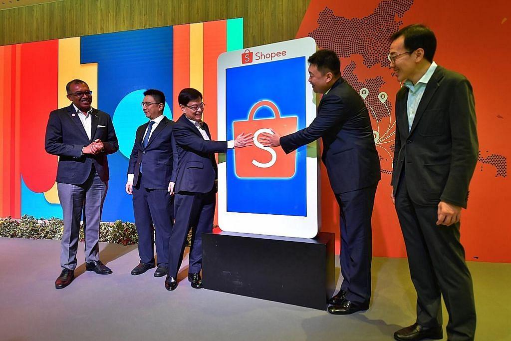 Shopee manfaatkan potensi ekon digital SG