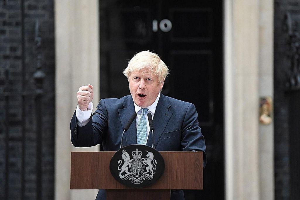 Boris beri amaran adakan pilihan raya jika AP tentang Brexit