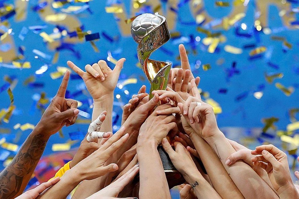 Lapan negara bersaing anjur Piala Dunia Wanita 2023