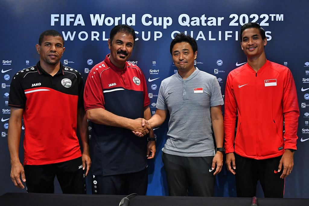 Singa sudah bersedia hadapi Yaman, azam catat kemenangan: Yoshida