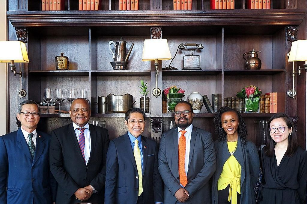 Maliki di Cape Town sertai Forum Ekonomi Sedunia mengenai Afrika