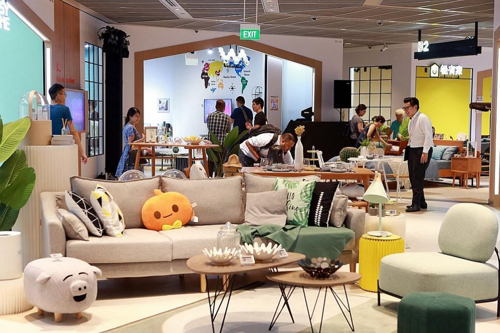 Kedai Taobao pertama di Asia Tenggara dibuka di Funan