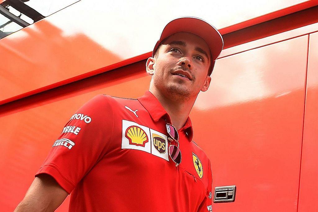 Leclerc harap boleh menang di Italy