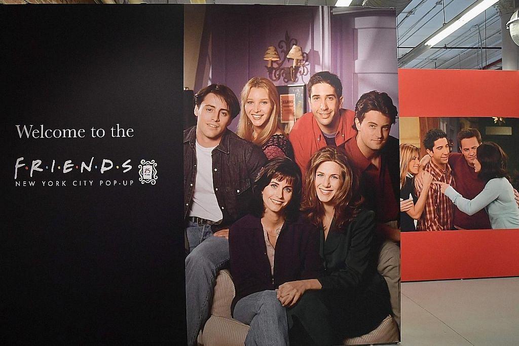'Friends' rai ulang tahun ke-25