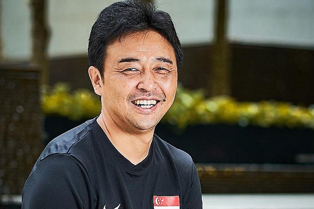 Yoshida galas jawatan ketua jurulatih 'demi S'pura'