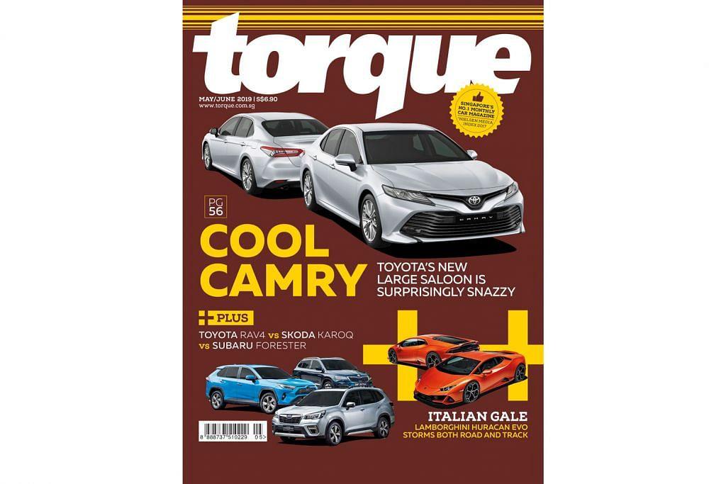 Majalah 'Torque' beralih ke wadah digital, henti versi cetak