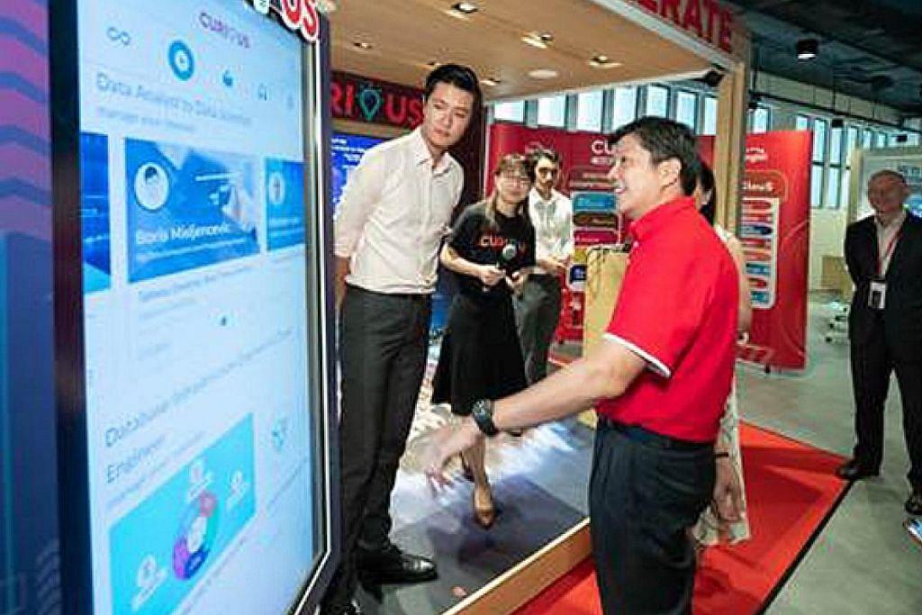 Singtel akan labur $45j untuk penuhi kemahiran digital kakitangan