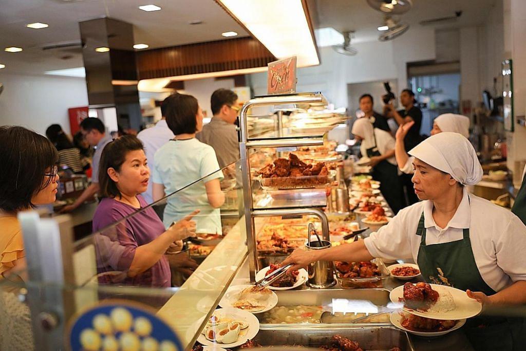 Hjh Maimunah buka 'restoran mini' di City Square Mall