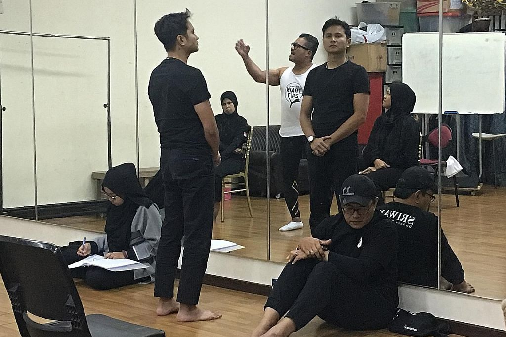Sriwana anjur lagi kursus asas drama