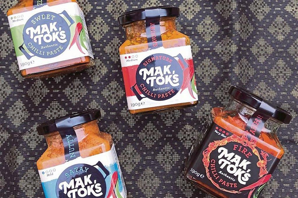 Kisah usahawan M'sia dan sambal di UK