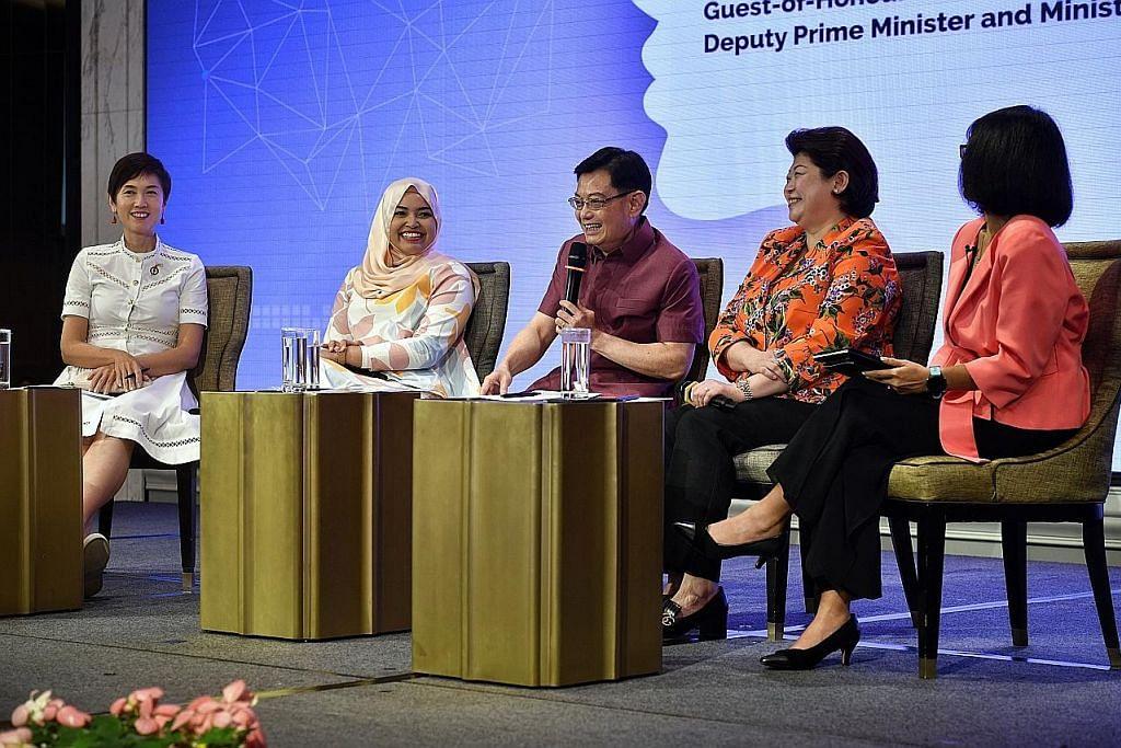 SIDANG SAYAP WANITA PAP Perkasa setiap wanita buru aspirasi tanpa halangan: DPM Heng