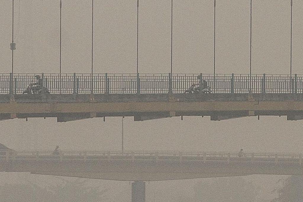 Indonesia, M'sia mulakan pembenihan awan
