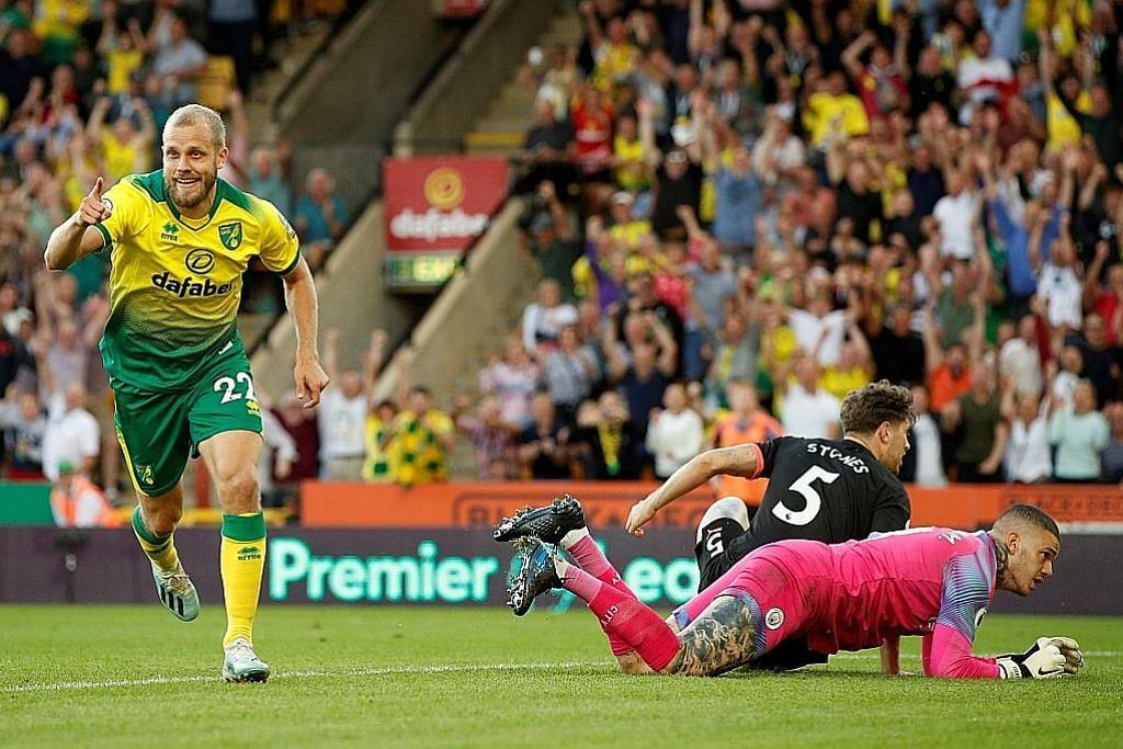 Norwich buat kejutan, Liverpool terus menang