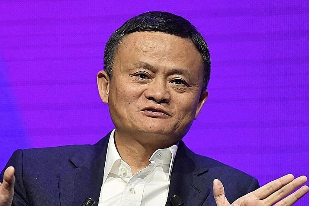 Jack Ma ucap 'Selamat tinggal Alibaba'