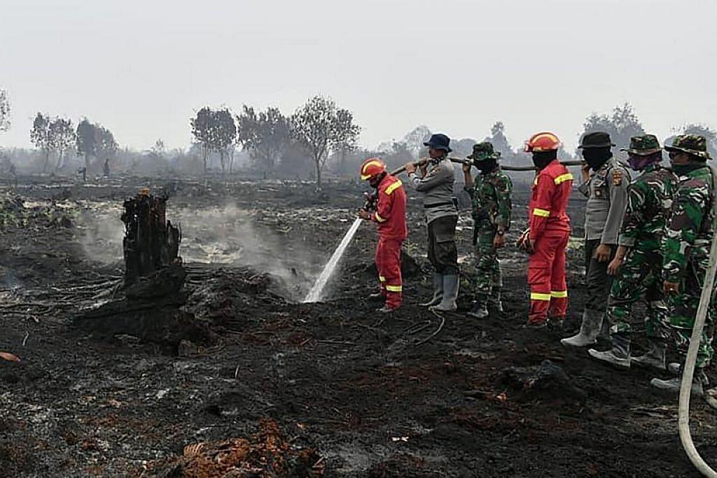 Jerebu akibat kebakaran di Sumatera ragut nyawa bayi empat bulan
