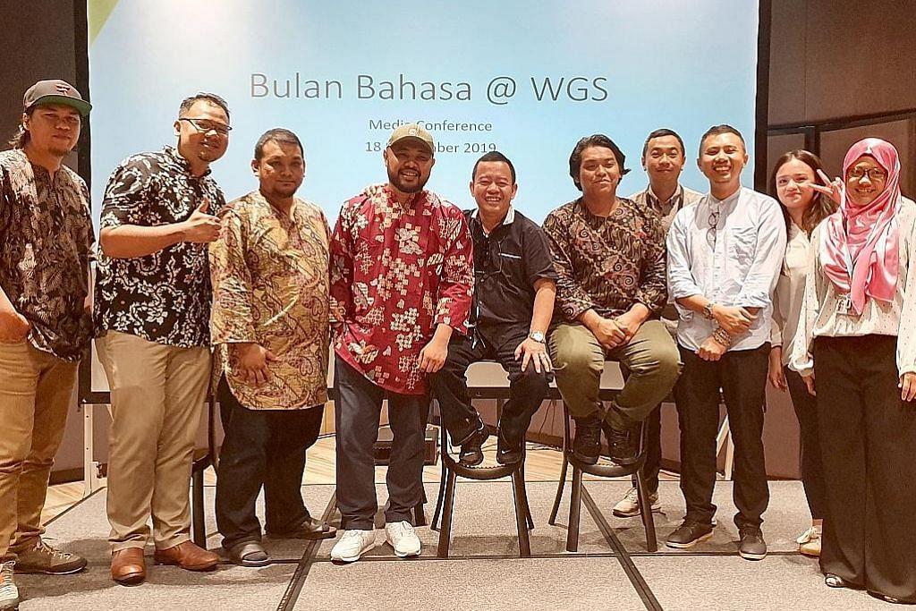 WGS sambut Bulan Bahasa 2019 dengan pelbagai acara
