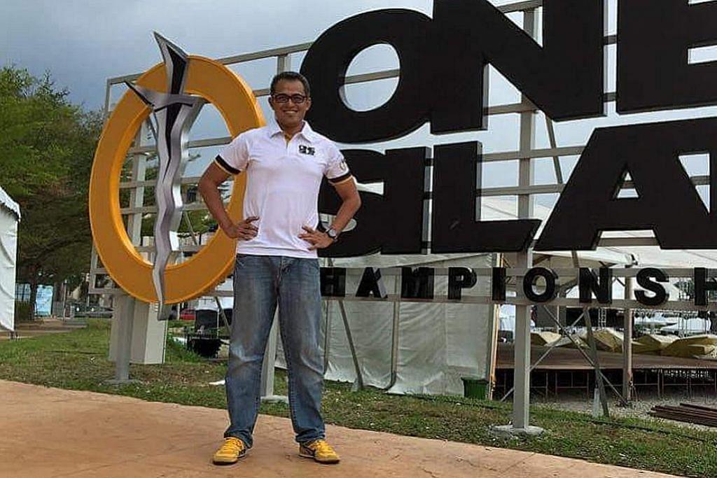 Anjur acara maraton, berbasikal di Asia Tenggara