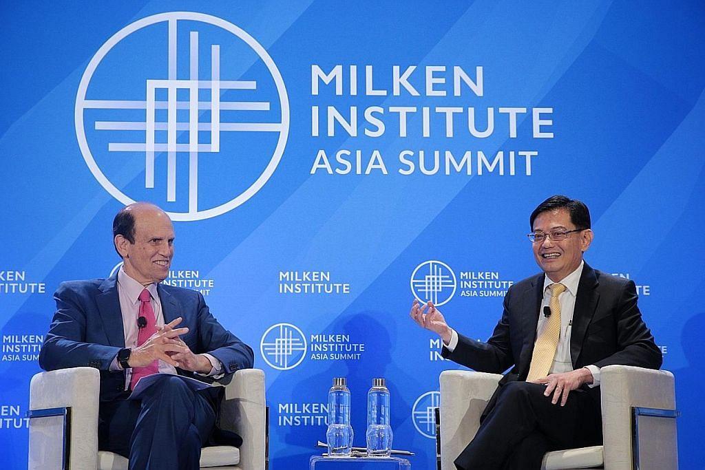 DPM Heng: Asia masih tawar banyak peluang, pergiat kerjasama pelbagai hala