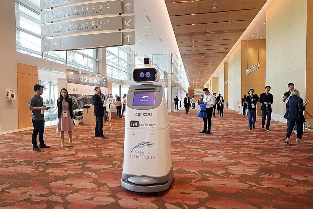 Pekerjaan, teknologi dan masa depan...