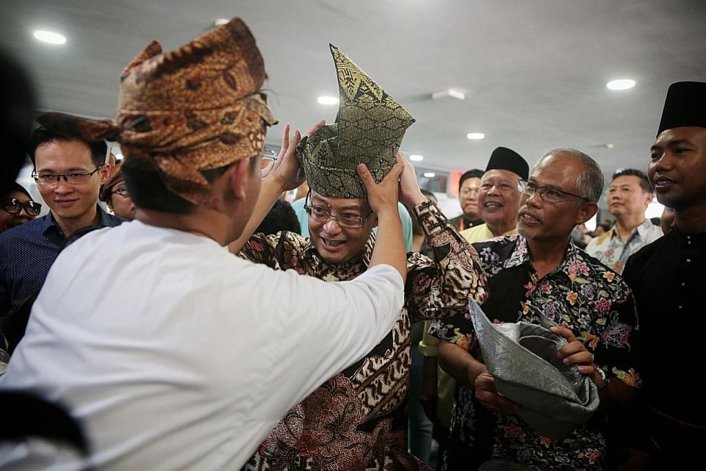 Masagos: Galak belia guna bahasa Melayu tanggungjawab semua