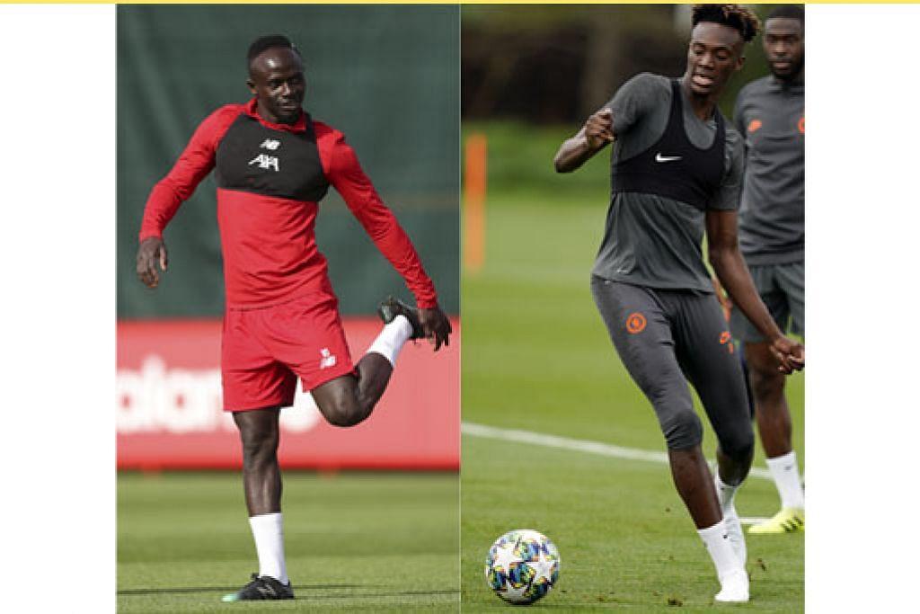 Peluang keemasan Chelsea kejutkan Liverpool