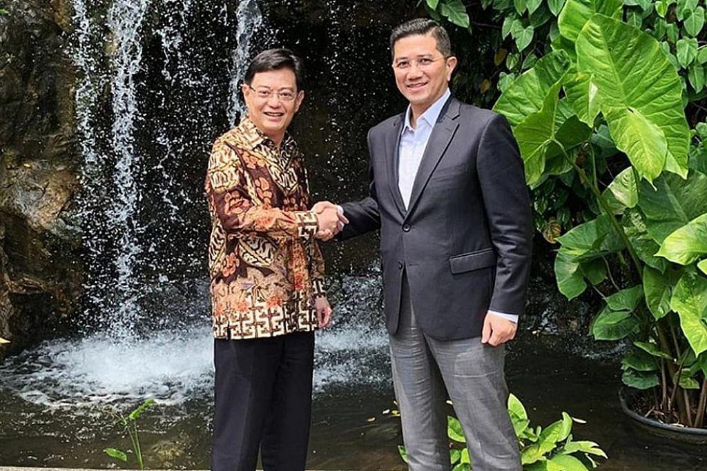 Pertemuan DPM Heng-Azmin bincang cara perluas kerjasama