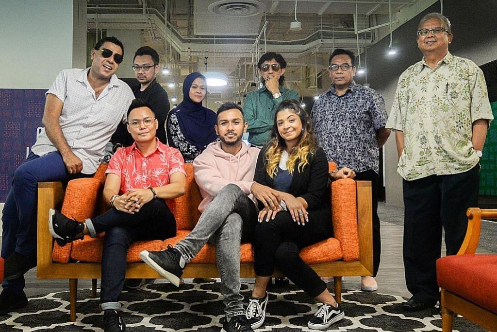 Artis, usahawan jaya 'Malam Amal - Kami Peduli Riz' Bantuan prasekolah NTUC First Campus bagi yang kurang mampu