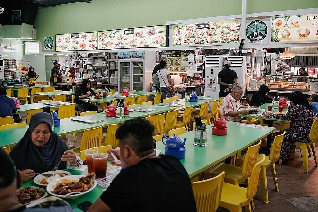 KESAN TERHADAP NIAGA F&B Beberapa restoran rugi ekoran jumlah pelanggan berkurangan