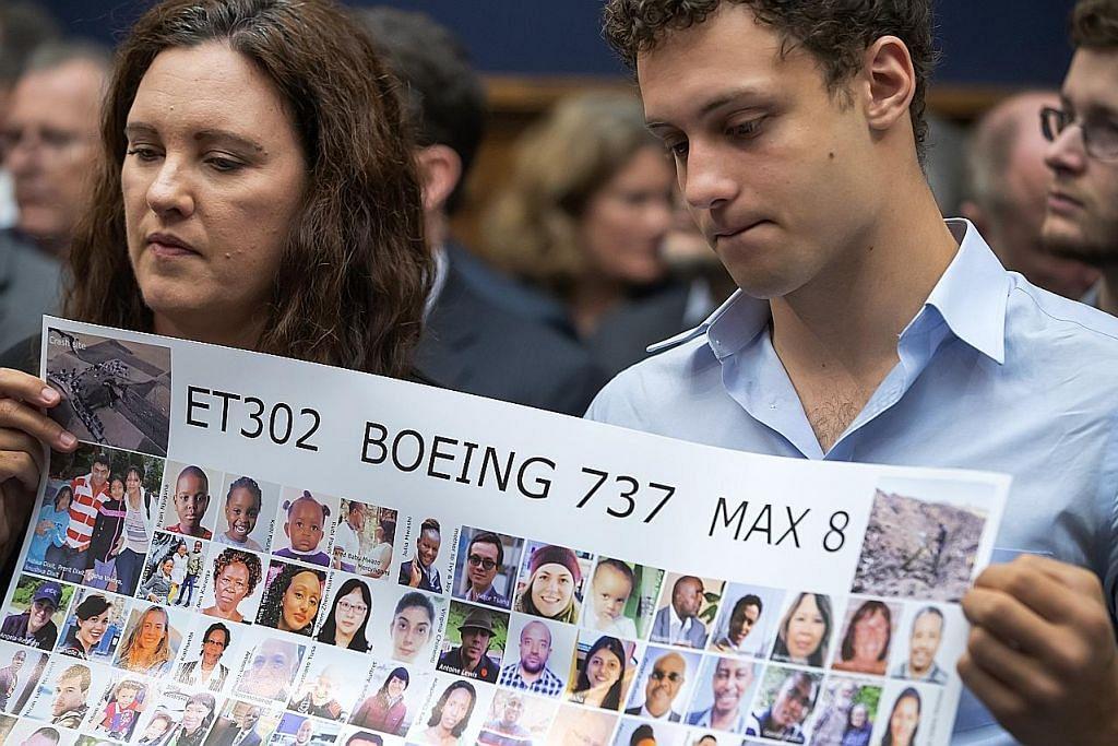 Boeing beri pampasan lebih $199,00 bagi keluarga mangsa nahas 737 MAX