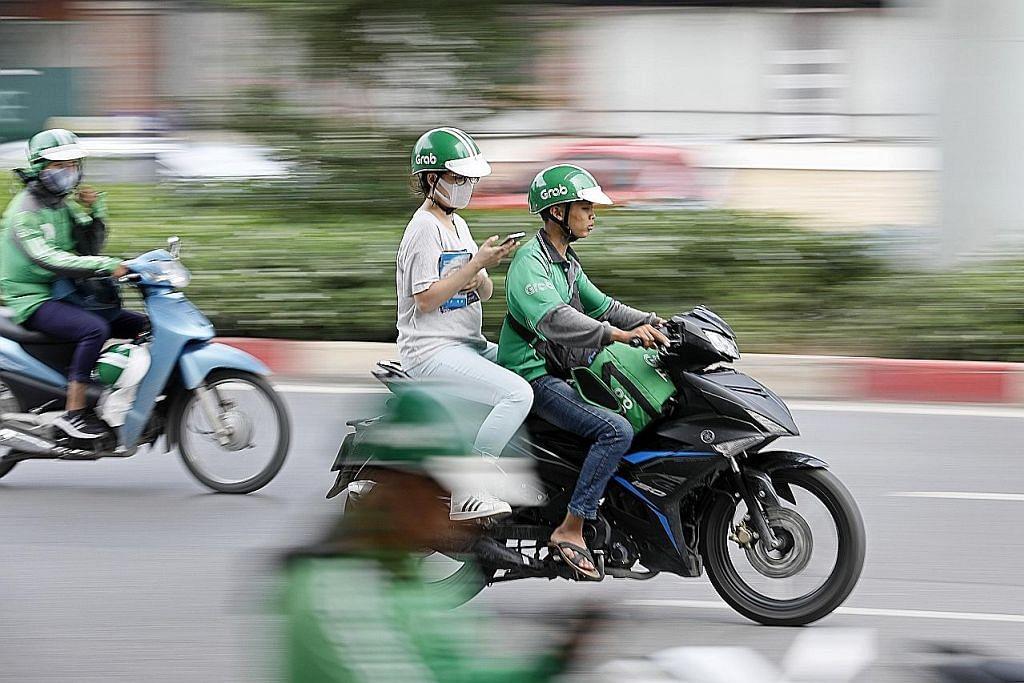 Grab sumbang $8 bilion kepada ekonomi Asia Tenggara