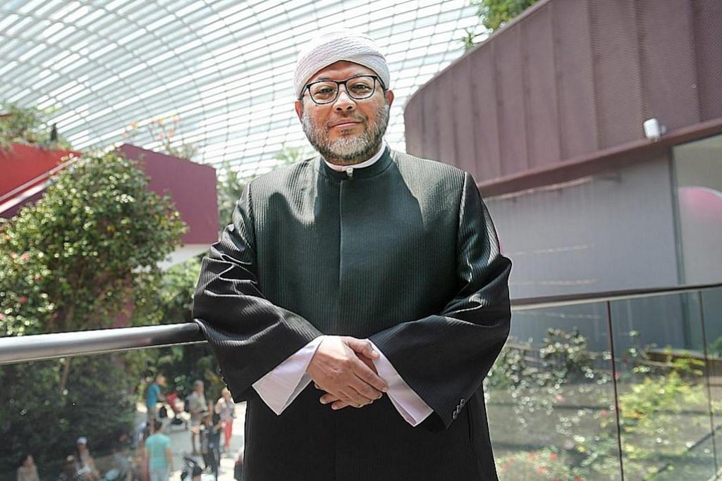 Ustaz Hasbi dianugerah pengiktirafan tertinggi Muis