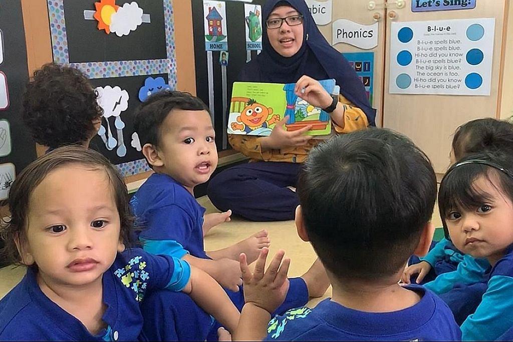 Prasekolah dimampui, berkualiti tinggi demi masa depan anak-anak kita