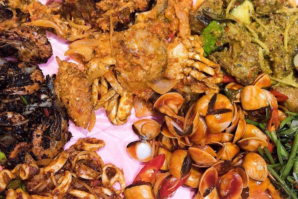 Trend masak, hidang makanan laut kian berubah