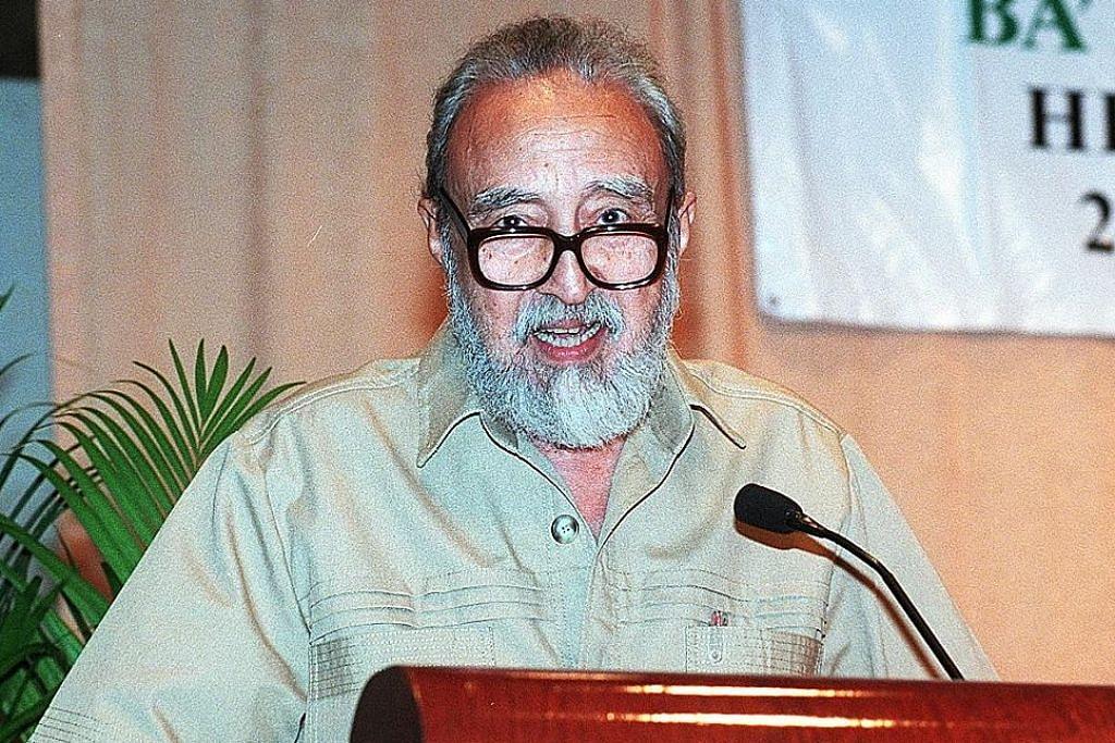 'Legasi Hussein Alatas masih hidup'