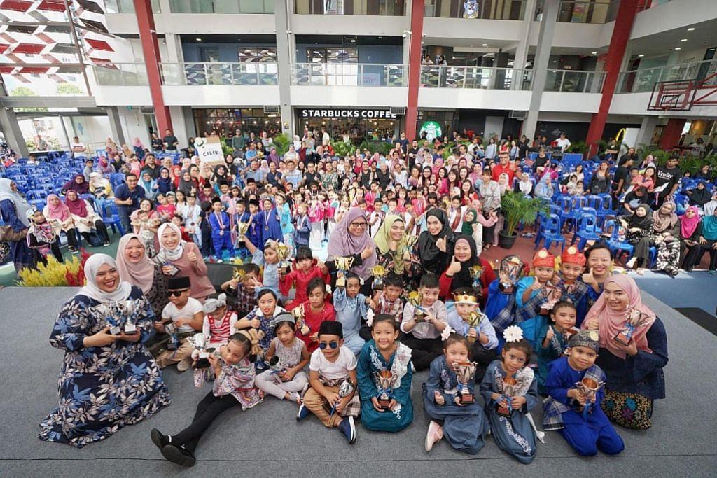 Usaha dekati penduduk diteruskan di M3@Tampines