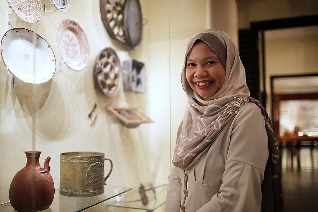 Pengurus Besar baru Taman Warisan Melayu